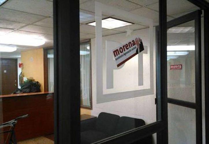 La bancada de Morena tomó posesión de las oficinas que el PT ocupó al menos nueve años. (Fernando Damián/Milenio)