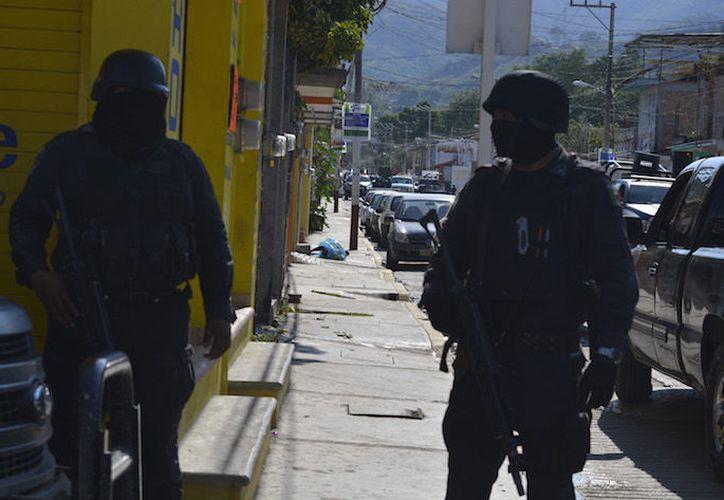 El domingo se registró una balacera en donde murieron dos personas y se hallaron cuatro cadáveres en Guerrero. (Sin Embargo)