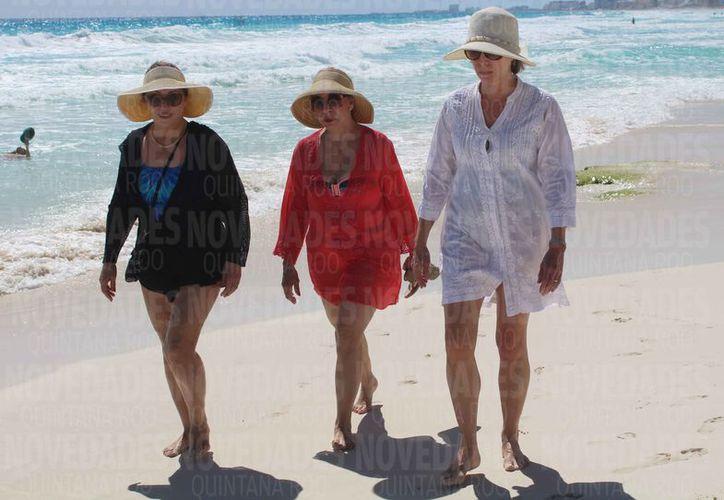 La promoción de los destinos turísticos es para atraer más turistas al estado. (Ivette Y Cos/SIPSE)