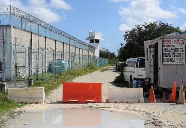 En febrero del 2016 de anunció que la cárcel de Cozumel se encontraba dentro del proceso de certificación. (Gustavo Villegas/ SIPSE)
