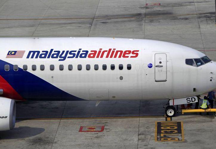 El Boeing 777 desapareció a primeras horas del sábado en un vuelo de Kuala Lumpur a Beijing con 239 personas. (Agencias)