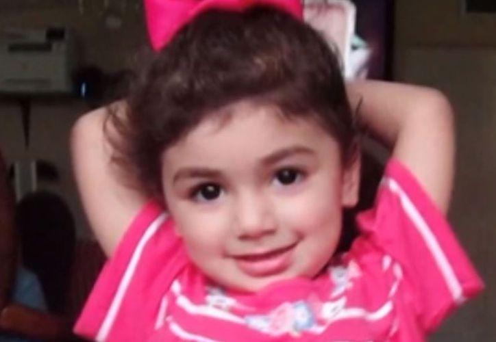 La pequeña Zainab Mughal, que vive en Tallahassee, en el sur de la Florida. (El Debate)