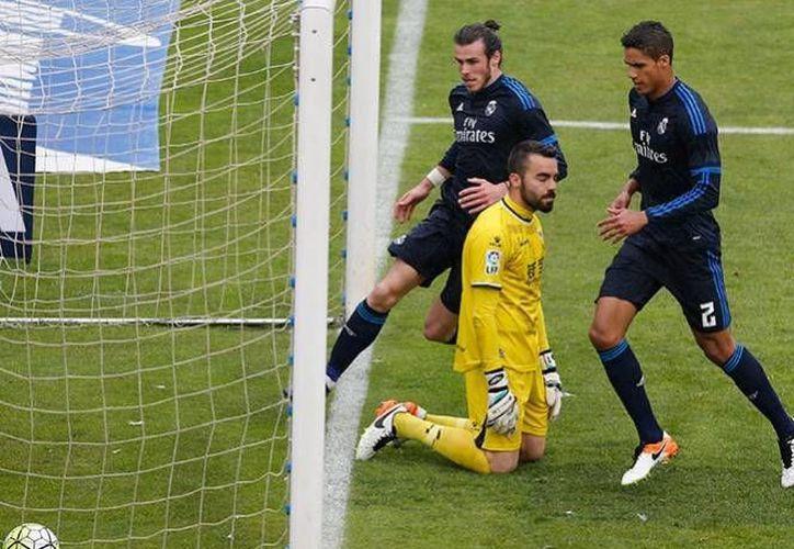Real Madrid perdía 2x0 en los primeros 15 minutos, pero un inspirado Gareth Bale comandó la remontada.(AP)
