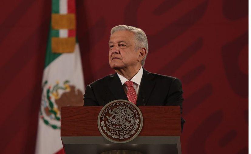 El Presidente Andrés Manuel López Obrador encabezará la ceremonia en memora de las víctimas de los sismos de 1985 y 2017. (Agencia Reforma)