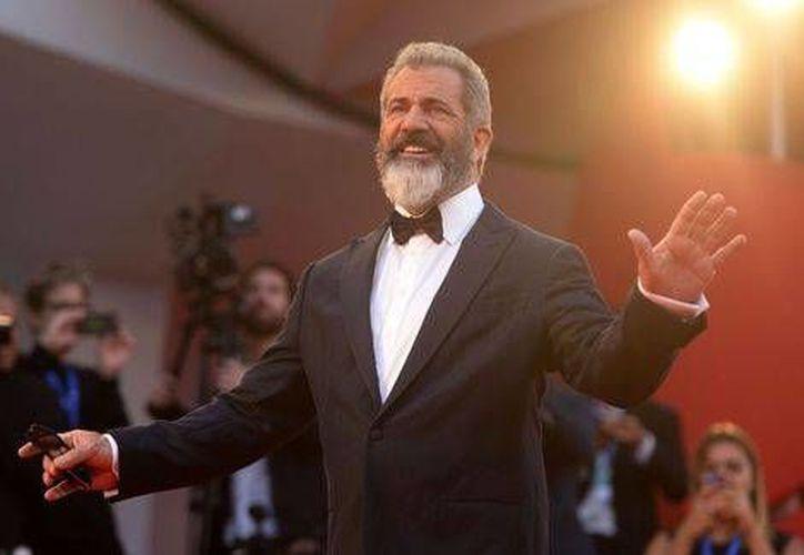 Mel Gibson presentó su nueva película <i>Hacksaw Ridge</i>, en el Festival de Cine de Venecia. (Milenio Digital)