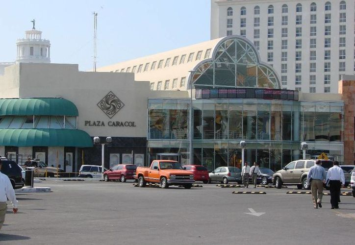 Al interior de Plaza Caracol se efectuó la tarde de hoy un asalto a una joyería (Foto: Archivo)