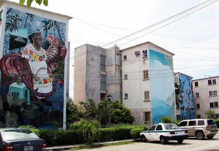 La primera etapa se realizó en los primeros meses del año pasado con la temática identidad cancunense. (Paola Chiomante/ SIPSE)