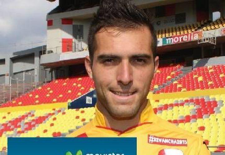 Monarcas Morelia aún no gana en la Liga MX, pero lanzó un celular para sus aficionados. (Foto tomada de .poderpda.com)