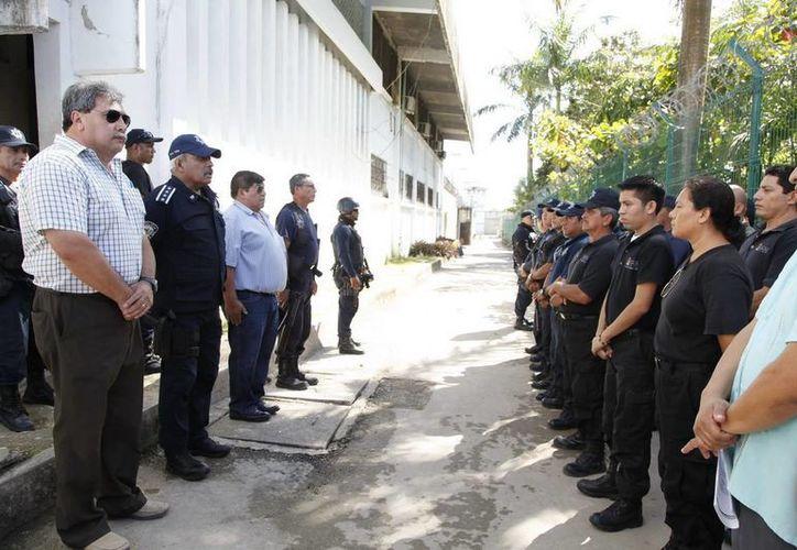 Joel Flores Cardoso, se ha desempeñado como director general de Seguridad Pública de la Policía Metropolitana zona II, en ciudad Madero, Tamaulipas. (Redacción/SIPSE)