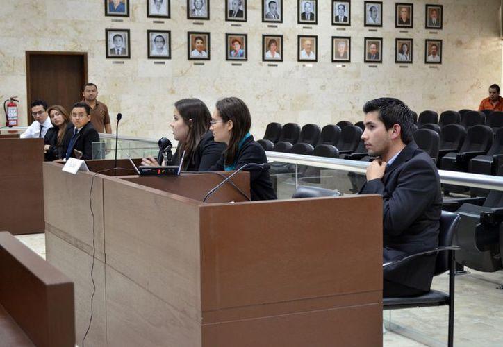 Poder Judicial organizó certamen. (Milenio Novedades)