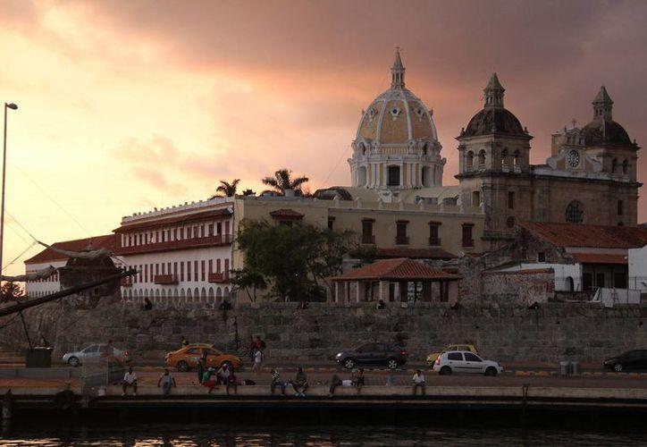 Cartagena es una ciudad que tiene de todo: hoteles, restaurantes, hermosas playas y una alegre vida nocturna. (Notimex)