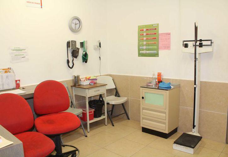 El año pasado, la clínica atendió a aproximadamente a 73 mil personas. (Ivette y Coz/ SIPSE)