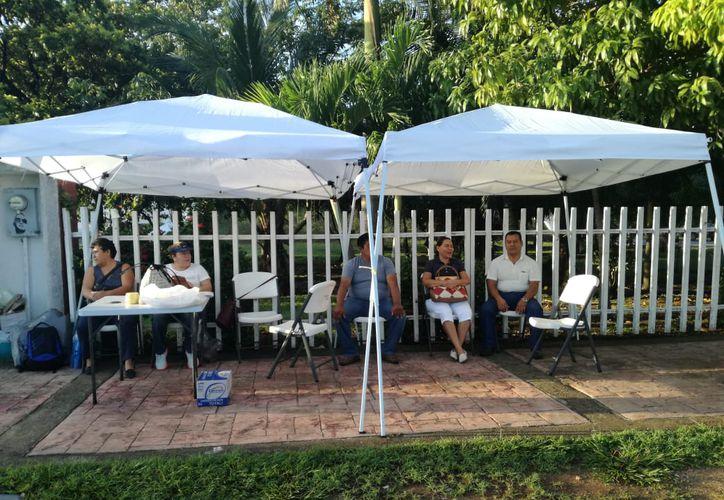 Las irregularidades han sido denunciadas a la SEQ con anterioridad, tanto en Cancún, como en Playa del Carmen y Chetumal. (Daniel Tejada)