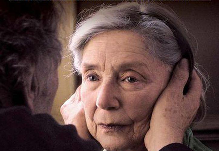 La cinta austriaca Amour está nominada como mejor filme y mejor película extranjera. (www.blackfilm.com)