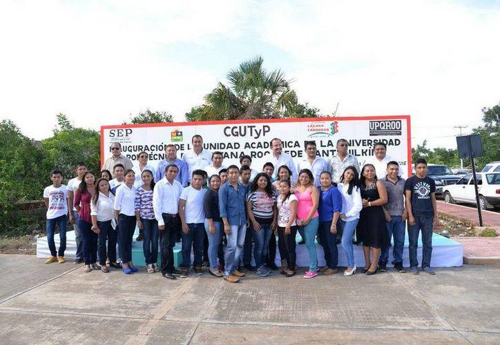 El módulo de la Universidad de Quintana Roo en Kantunilkín ofrece la primera licenciatura en Pymes. (Redacción/SIPSE)