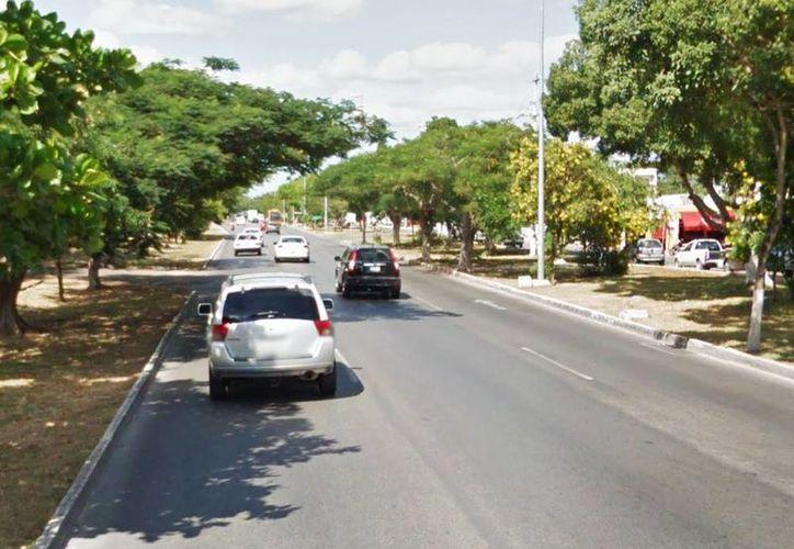 Las obras iniciarán en el cruce de la calle 60 Norte con Circuito Colonias, y se intervendrán cada 200 metros cúbicos. (Google maps)