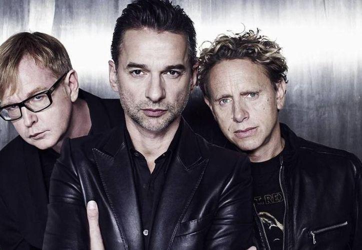 Los boletos estarán disponibles en preventa. (Página Depeche Mode)