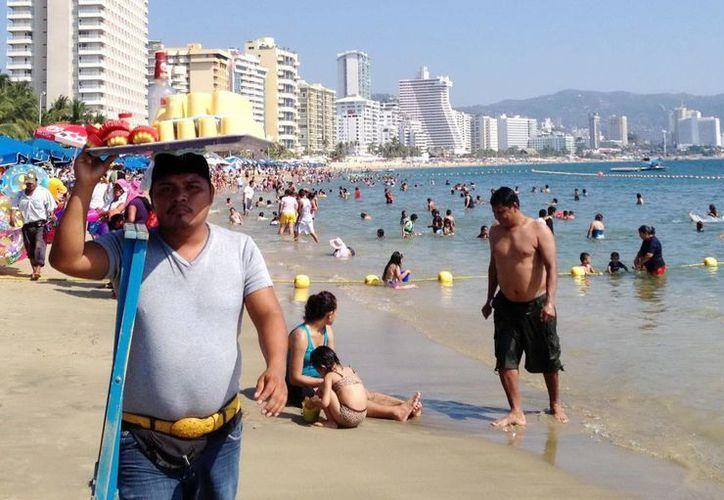 Destinos como Cancún, Riviera Maya, Acapulco y Los Cabos reportan una ocupación hotelera del 70%. (Notimex/Archivo)