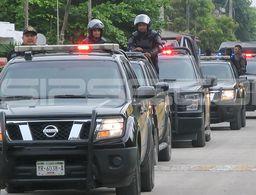 Más de nueve mil policías vigilan Yucatán este domingo de elecciones