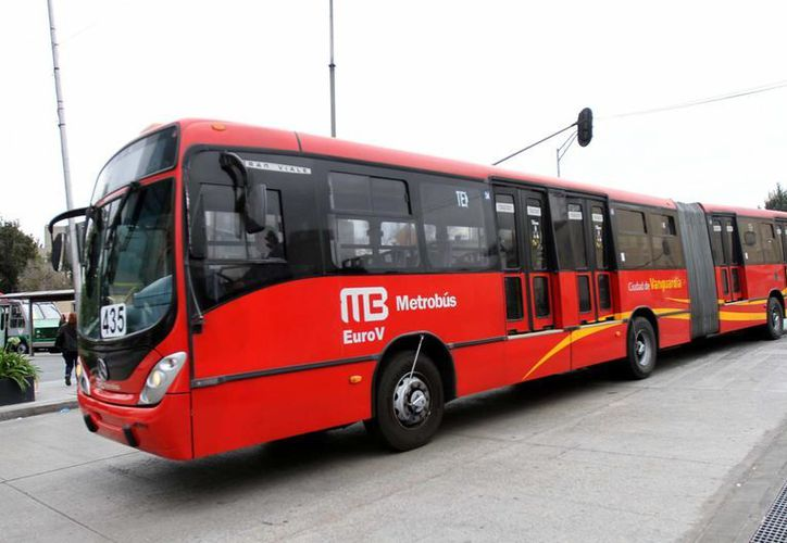 Un estudio reveló la necesidad de que la Línea 7 del metrobús se extendiera hasta Indios Verdes. (Archivo/Notimex)