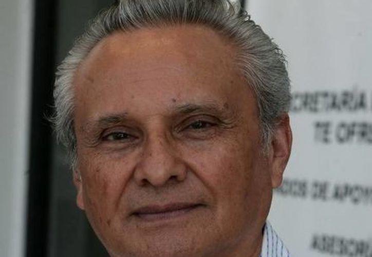 Víctor Manuel Alcérreca Sánchez, director general del Consejo Quintanarroense de Ciencia y Tecnología. (Redacción/SIPSE)