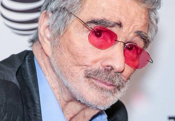 El actor Burt Reynolds falleció este jueves a los 82 años de edad. (Internet)