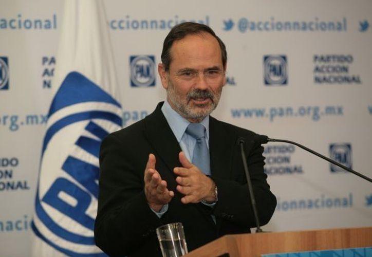Madero: nunca seremos un partido clientelar, masivo o corporativo. (SIPSE)