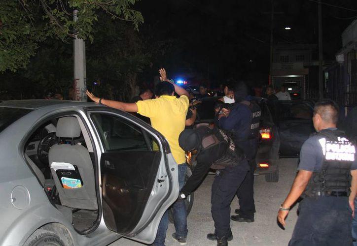 Tres municipios de Quintana Roo entraron al Programa Nacional de Prevención del Delito con un monto de 66.3 millones de pesos. (Harold Alcocer/SIPSE)