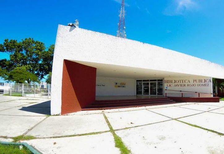 Los talleres se llevarán a cabo este verano en la biblioteca Javier Rojo Gómez en Chetumal. (Redacción/SIPSE)