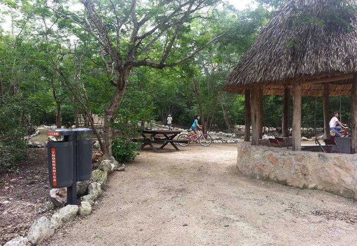 El Parque Metropolitano del Sur cuenta con un espacio de ocho hectáreas. (seduma.yucatan.gob.mx)