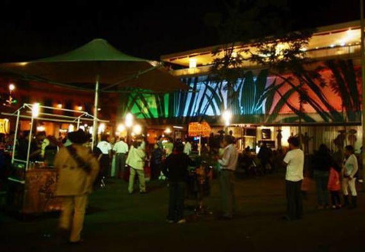 El bar donde presuntamente fue golpeado el nieto de Malcolm X está en Plaza Garibaldi, en el DF. (aztecanoticias.com.mx)