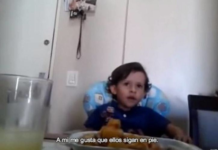 Con su defensa de los animales,  Luiz Antonio incluso hizo llorar a su mamá. (milenio.com)