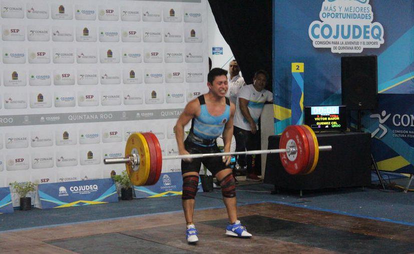 Quintana Roo ratificó la sede como anfitrión para albergar la competencia de Levantamiento de pesas. (Miguel Maldonado/SIPSE)