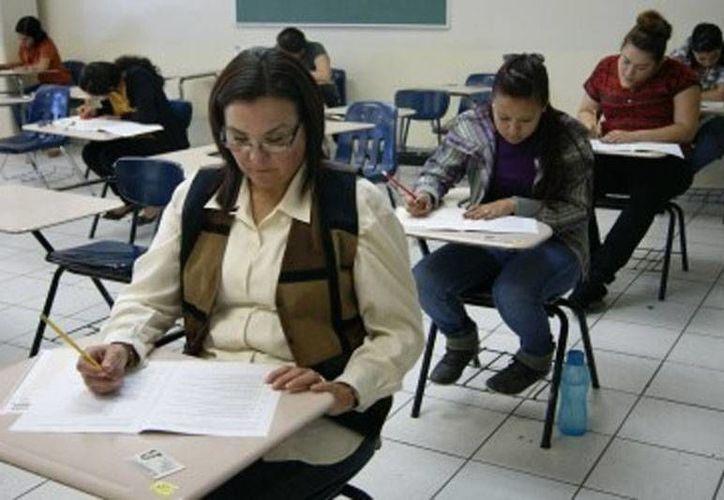 Las evaluaciones hacia los docentes se llevó a cabo en noviembre y diciembre del 2015.(Notimex)