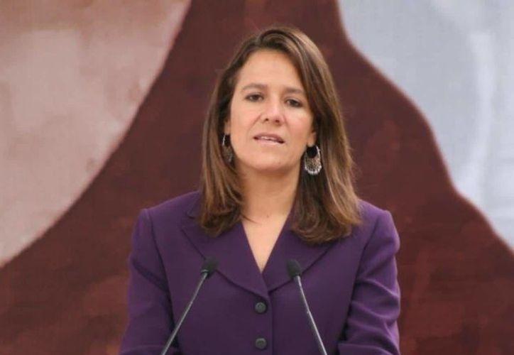 Margarita Zavala presentará una denuncia por falsificación de firmas. (Foto: El Mañana)