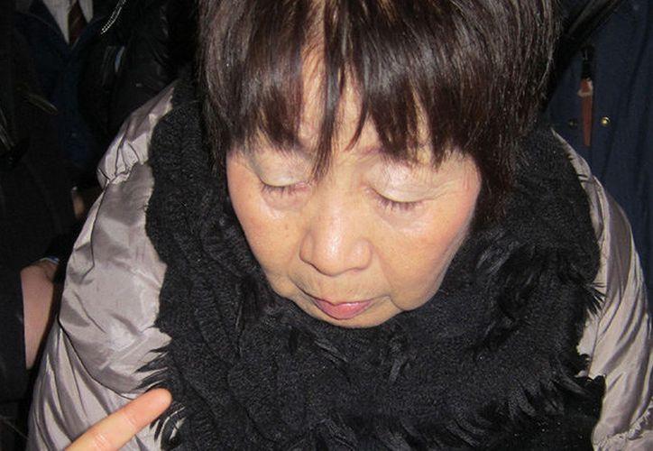 Kakehi fue encontrada culpable del asesinato de su esposo. (AFP).