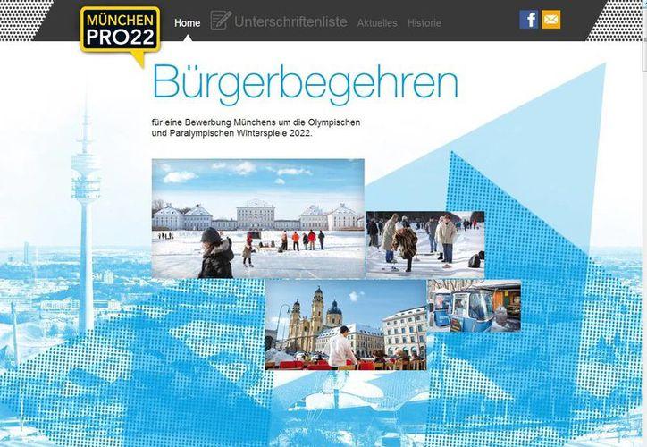 La radio bávara dijo que los oponentes de las olimpíadas ganaron mayoría en las cuatro comunidades, lo que significa que el proyecto olímpico no seguirá adelante. (münchen-pro-2022.de)
