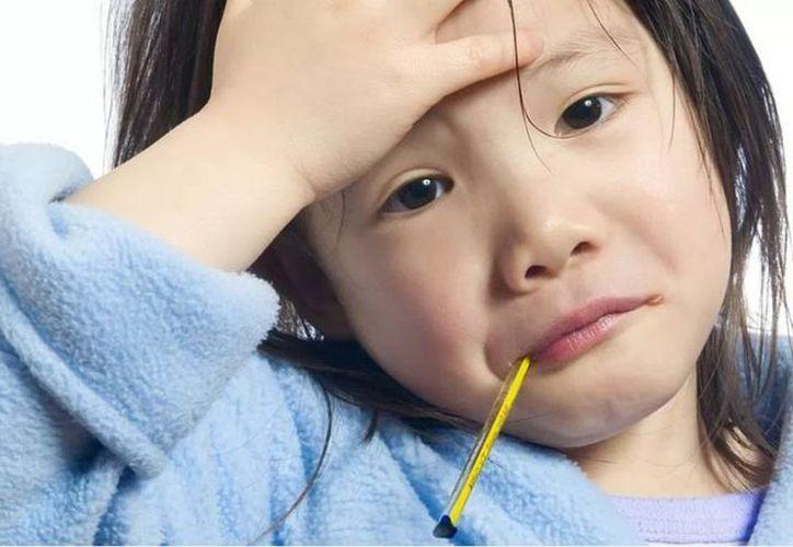 Es importante tener presente que la fiebre es un mecanismo de defensa del cuerpo. (Internet)