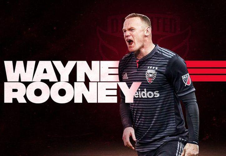 La MLS celebró la llegada del jugador inglés al DC United. (Twitter)