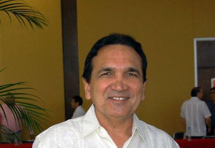 José Manuel López Campos, informó que durante su labor concretó varios logros, entre ellos consolidar a la cámara como el primer lugar nacional por su desempeño en El Buen Fin 2013. (Milenio Novedades)
