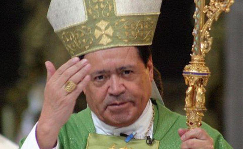 El Cardenal mexicano destaca entre los candidatos latinamericanos. (Notimex)