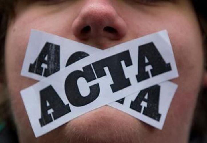 ACTA deja un legado importante, que es la necesidad de combatir a la piratería con estrategias globales. (Milenio)