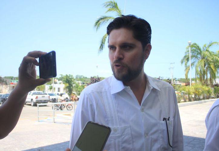 Guillermo Barradas, abogado defensor de Roberto N. Foto: Joel Zamora