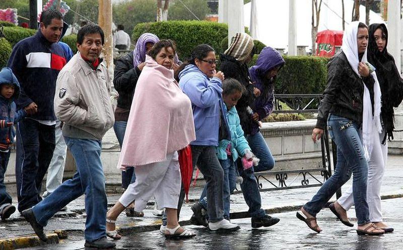Nuevo frente frío provocará nevadas en Chihuahua desde la noche del martes