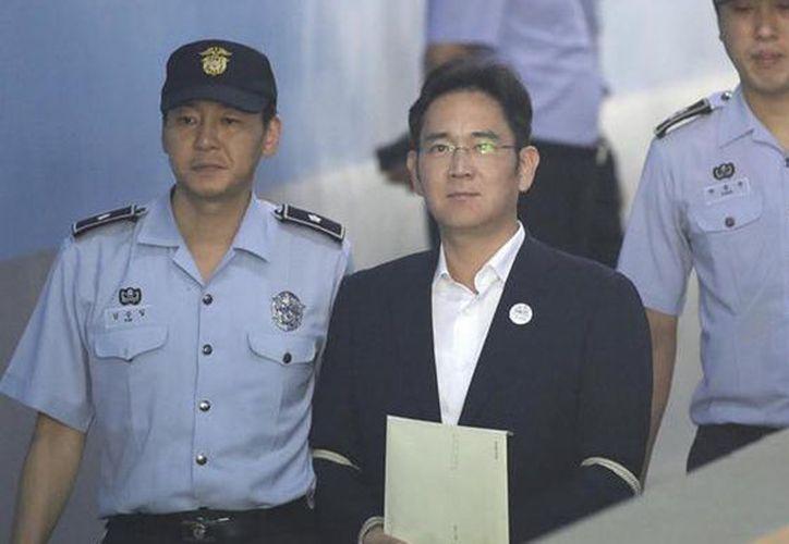 Heredero de Samsung es detenido acusado de corrupción. (Contexto/Internet)