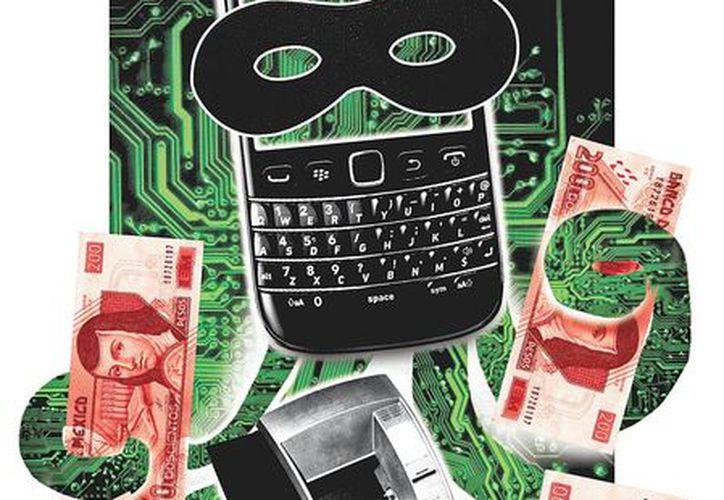El atraco podría estar en la carpeta de robo a negocio, cuya cifra es de más de 10 mil en los últimos 9 meses. (Milenio)
