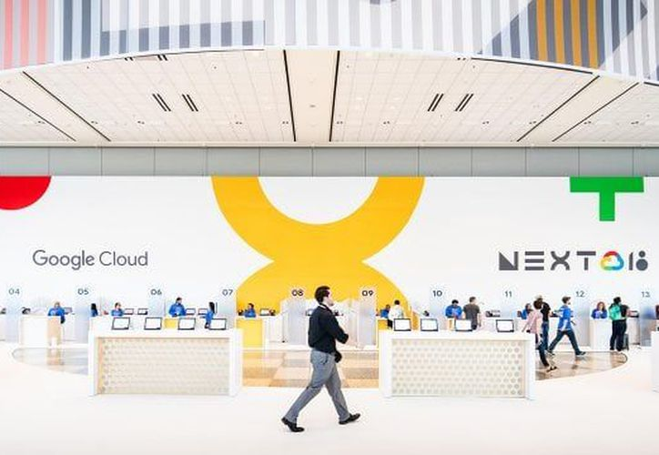 Revoluciona Google su app de la nube. (Foto: Google)
