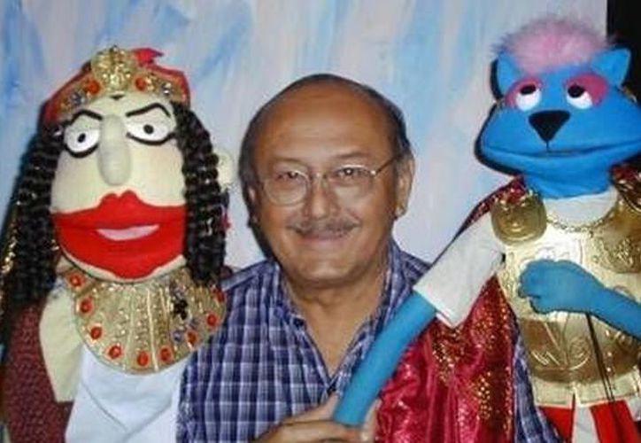 La ESAY realiza la actividad para promover el legado del escritor, director, actor, titiritero y gestor Wilberth Herrera Pérez. (Archivo/Sipse)