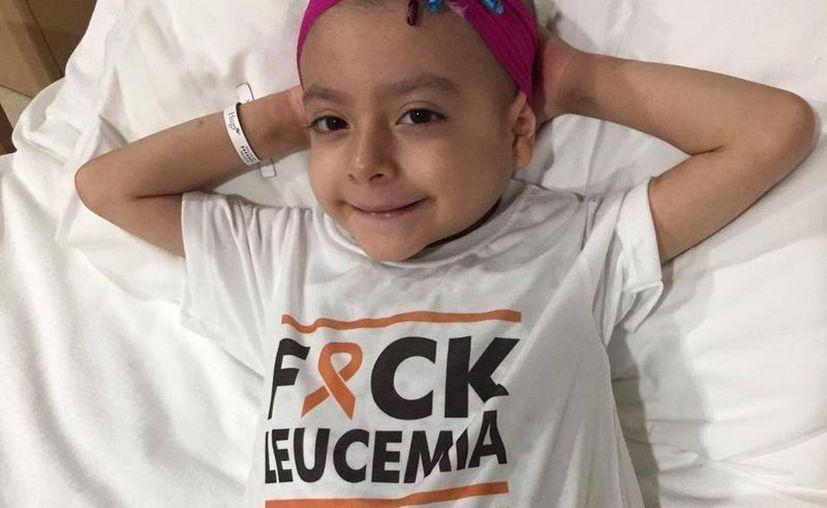 Gigi falleció el domingo, víctima de la leucemia linfoblástica aguda  que padecía.  (Todos con Gigi/Facebook)