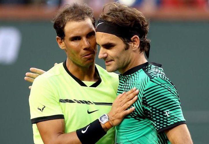 Por segunda ocasión en su carrera, Federer conquista los títulos de Australia, Indian Wells y Miami. (El Mundo).